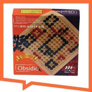 Obsidio Akıl-Zeka Oyunu