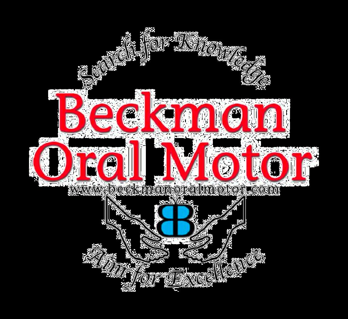 Beckman Oral Motor