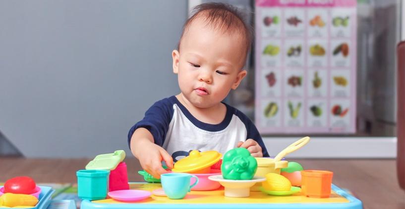 Bebek gelişimi: 7-9 aylık dönüm noktaları