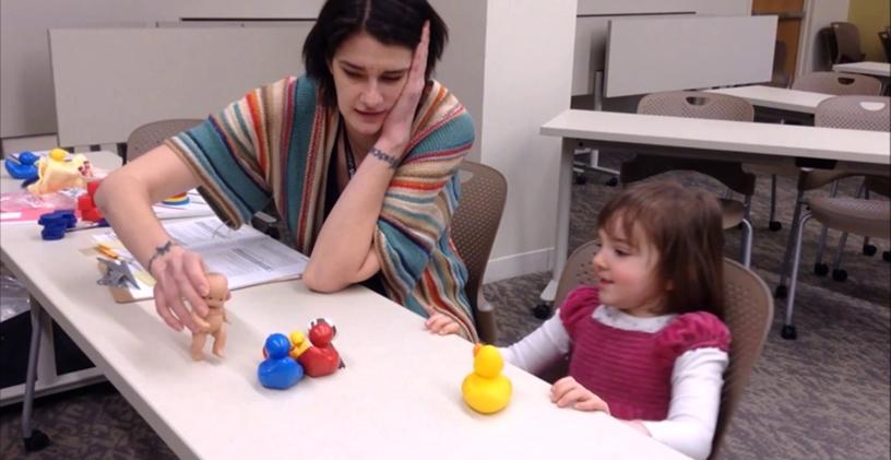Bebekler ve Yeni Yürümeye Başlayanlar için Bayley Gelişim Ölçeği