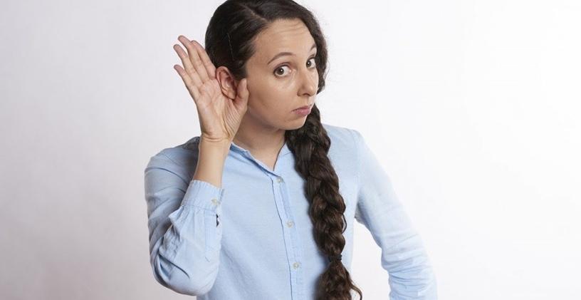 Çocuğunuz Konuşmuyor mu? Belkide Dinleme Yeteneğinizi Geliştirmeniz Gerekir!