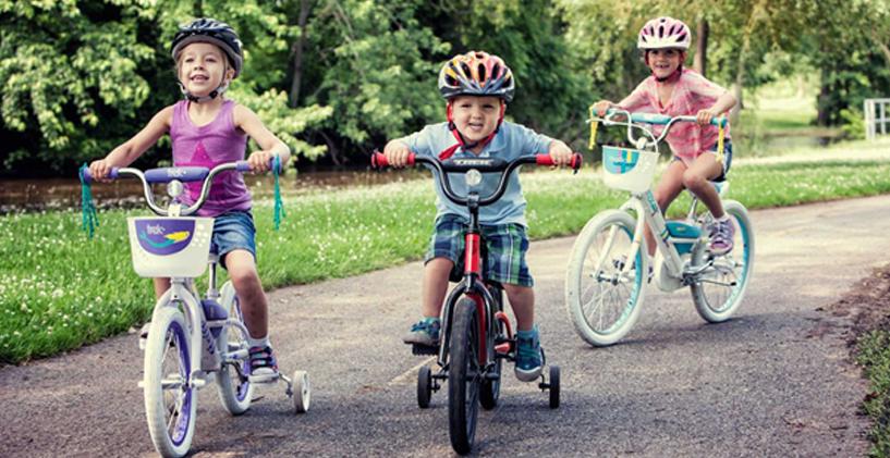 Bisiklet Sürmek Çocuklar İçin Neden İyi Bir Aktivitedir ?