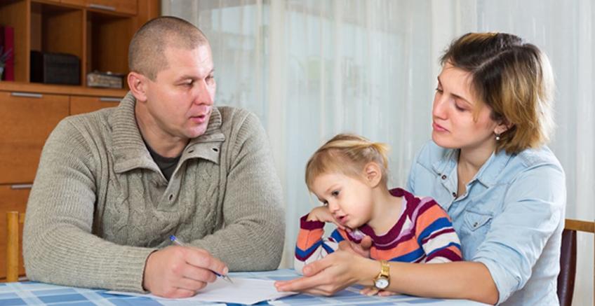 Ebeveynlik Konusunda Anlaşmazlık