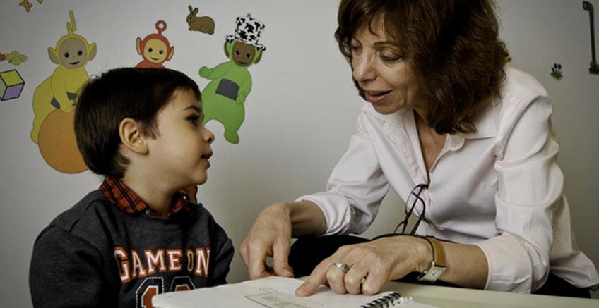 Dil ve Konuşmada Tanısal Terapi
