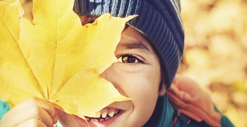 Çocuğunuzla Birlikte Sonbaharı Keşfetmenin Yolları