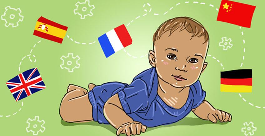 Çift Dilli Ortamda Büyüyen Bebeklerde Konuşma Gecikmesi Olabilir mi?