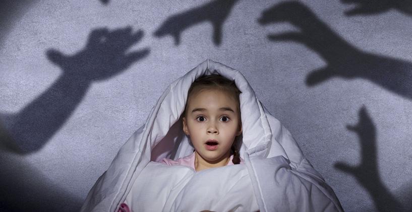 Çocuklarda Karanlık Korkusu