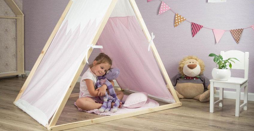 Oyun Çadırı ve Tünelinin Terapide Kullanımı İçin Fikirler