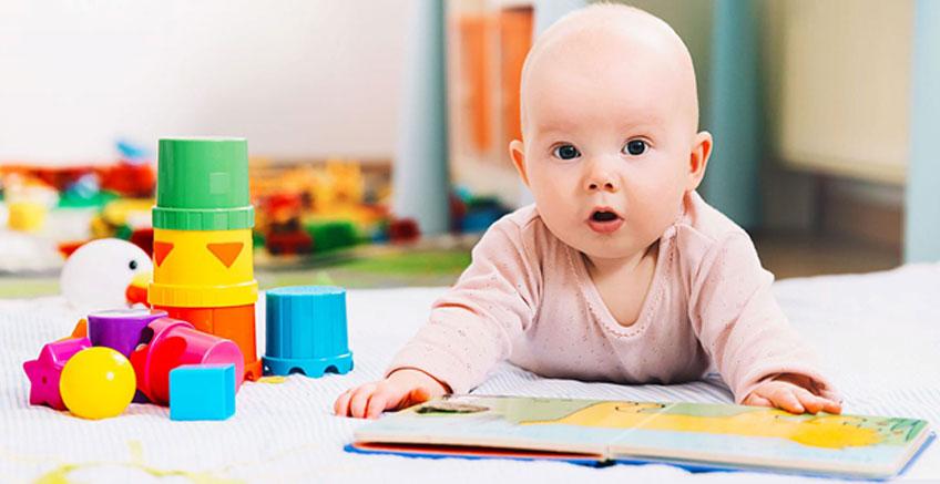 Bebeğiniz İçin Kitap Seçimi ve Okuma