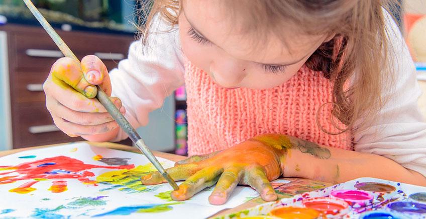 Çocuğunuzun Yaratıcılığını Geliştirmesine Yardımcı Oluyor musunuz?