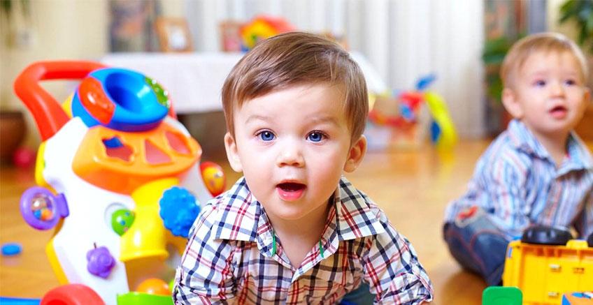 1 ila 2 Yaşındaki Çocuklarda Konuşma ve İletişim Becerileri