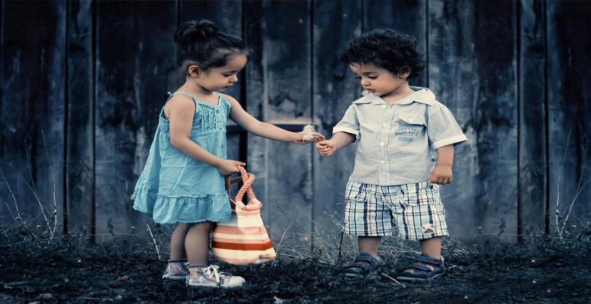Çocuklara Nezaketin ve Empatinin Öğretimi