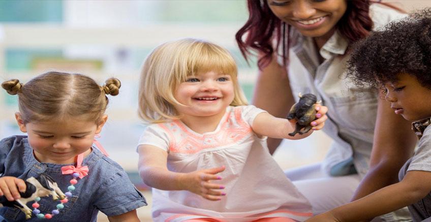 Yeni Yürümeye Başlayan Çocuklara Gerekli Becerilerin Öğretimi