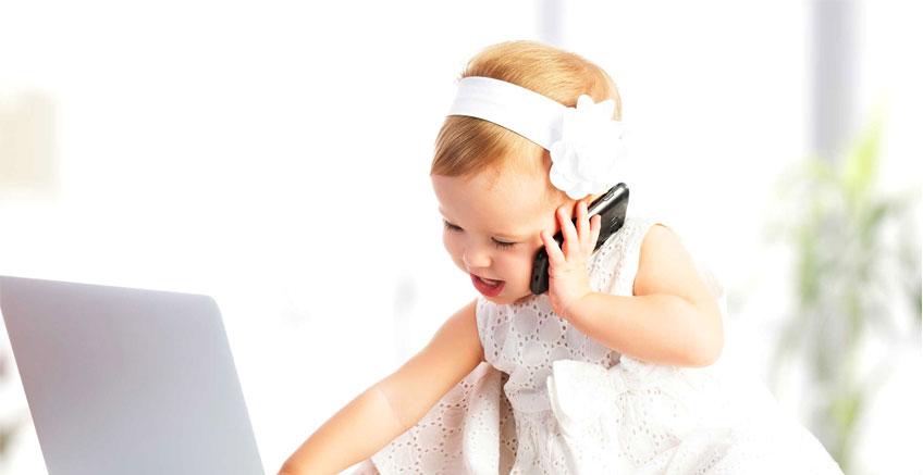 Teknoloji Sorunu ve Çocuklar