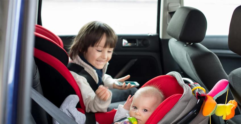 Çocuğunuzu Arabada Mutlu Tutmak İçin 5 İpucu