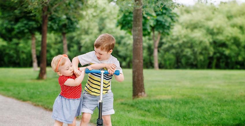 Çocuklardaki Bencillik Alışkanlığını Bitirmek İçin İpuçları