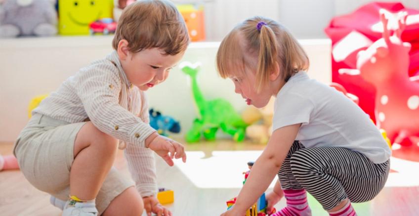 Çocuğunuza Paylaşmayı Öğretmek
