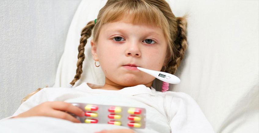 Çocuğum Antibiyotik Almalı mı?