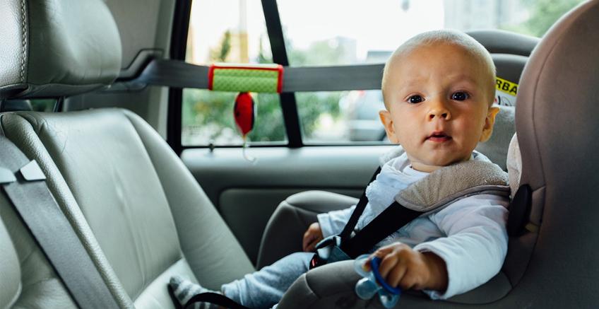 Arabada Seyahat İçin Koltuk Kuralları