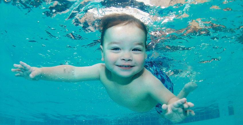 Çocuğunuzun Su Korkusunu Yenmesine Yardımcı Olun