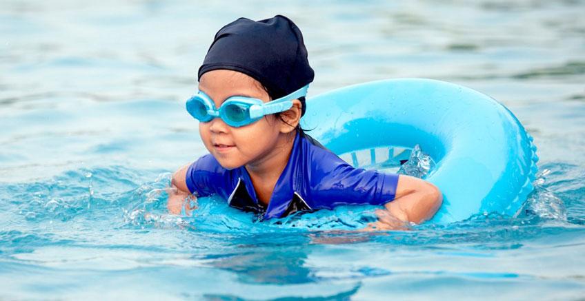 Çocuklarda Boğulmayı Önleme