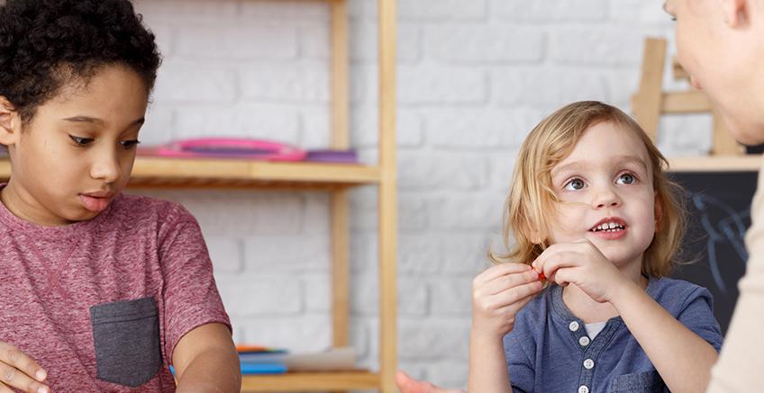Konuşması Net Olmayan Çocuklarla Nasıl İletişim Kurulmalıdır?