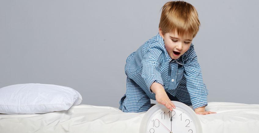 Çocuğunuzu Zamanında Yatağa Yatırmak İçin 5 Kolay İpucu