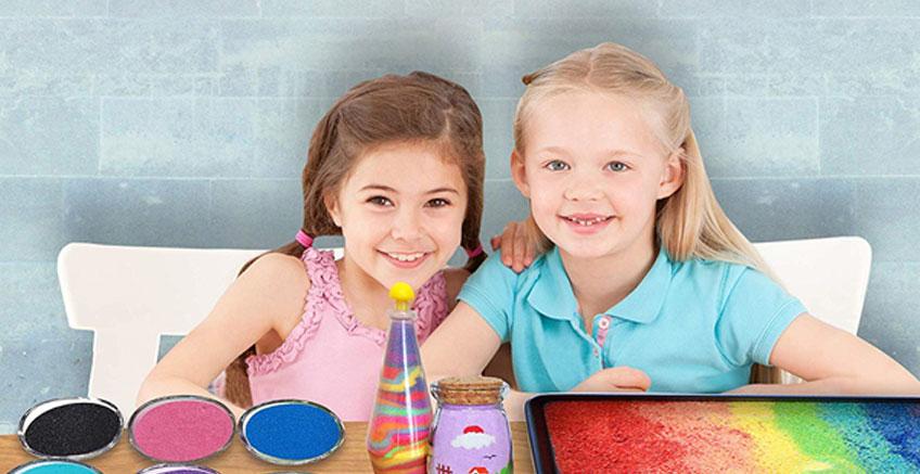 Duyusal Oyun Nedir ve Okul Öncesi Dönemde Çocuğunuza Nasıl Yardımcı Olur?