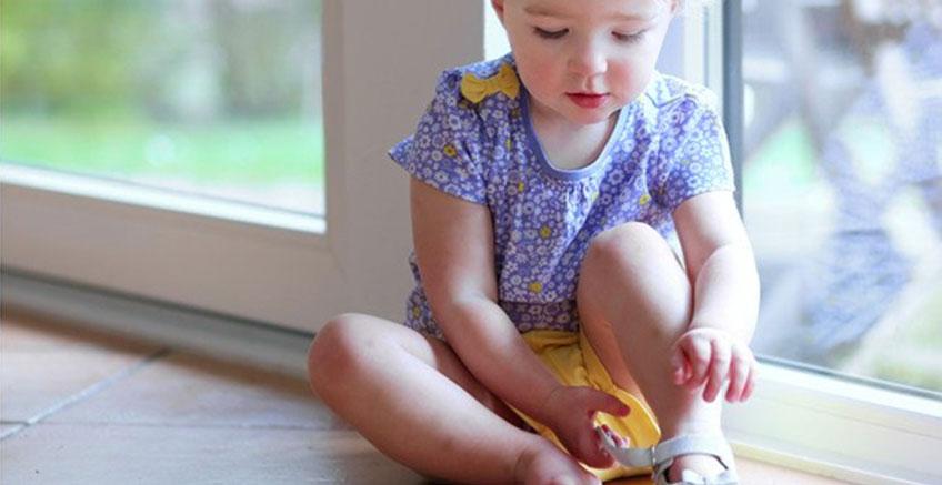 Çocuğunuza Kendi Başına Nasıl Giyineceğini Öğretin
