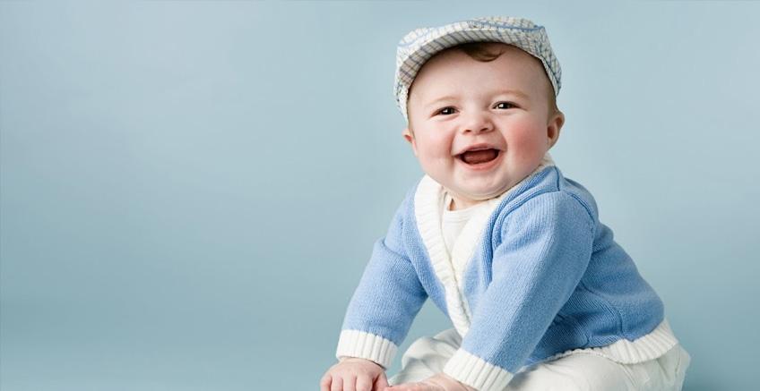 Bebeğim Ne Zaman Gülecek?