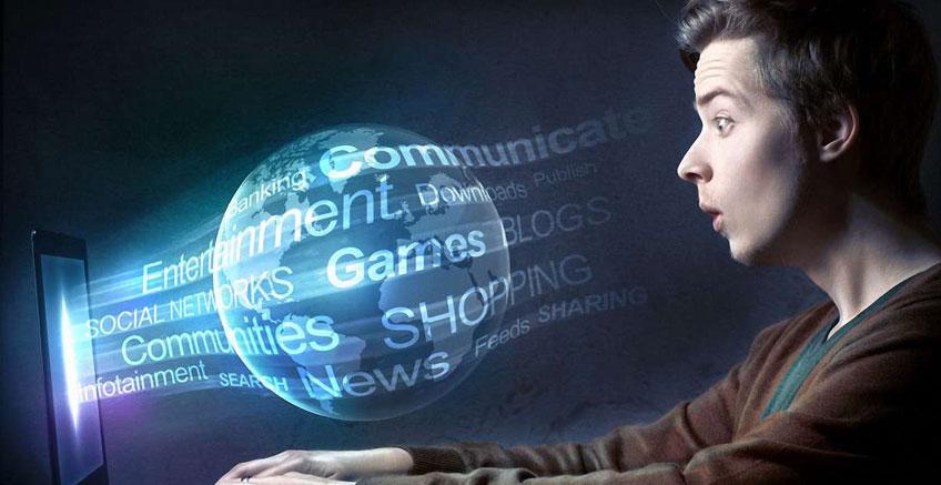 İnternet Bağımlılığına Giriş