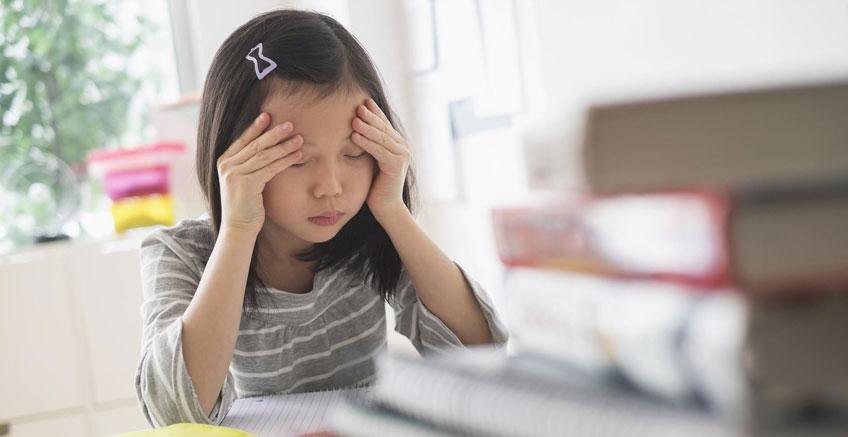 Okulda Kaygı ve Endişeli Davranışlar