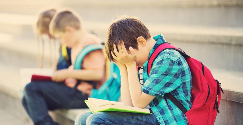 Çocuklarda Anksiyete Bozuklukları