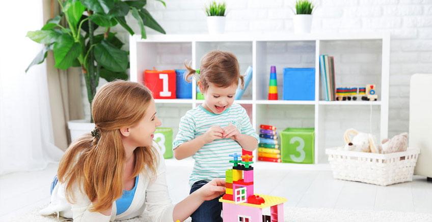 Ebeveynler İçin Floortıme'ın 5 Adımı