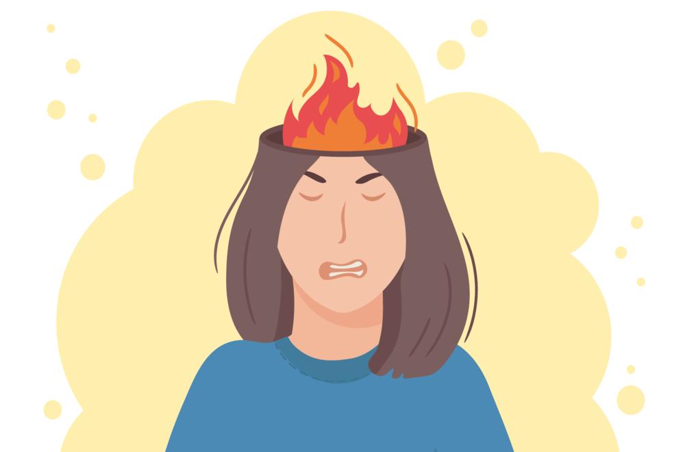 Sakinleşmenize Yardımcı Olacak Öfke Yönetimi Stratejileri
