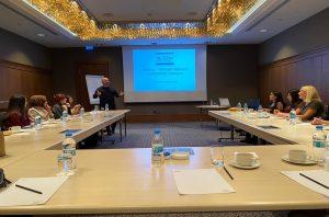 DİLGEM Kurumsal Değerlendirme ve Gelişim Toplantısını Divan Asia Otelinde Yaptık