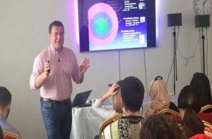 Uluslararası Akıcılık Birliği Başkanı Prof. Dr. Kurt EGGERS DİLGEM'de!