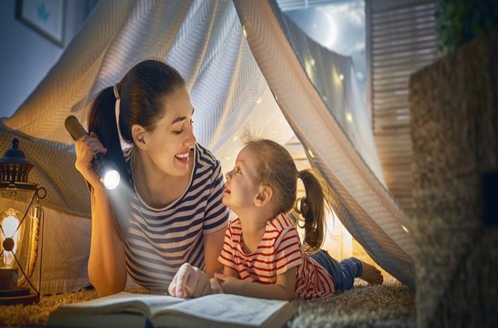Uyku Vakti Rutininize Dil ve Konuşmayı Nasıl Eklersiniz?